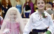 ازدواج سرطان 226x145 - دختری که با پسر 6 ساله ازدواج کرد