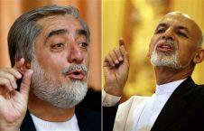 اشرف غنی عبدالله 226x145 - تاثیر اعلام پیروزی رهبران حکومت بر تنش های سیاسی در کشور