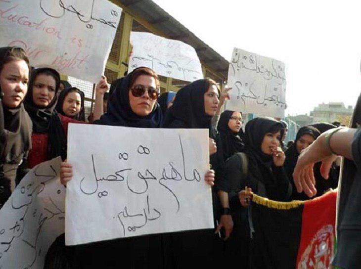 افغان - دهها محصل نخبه افغان در ایران انصراف تحصیلی میدهند!