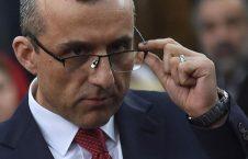 امرالله صالح 226x145 - امرالله صالح دشمنان اش را به لوی سارنوالی می کشاند!