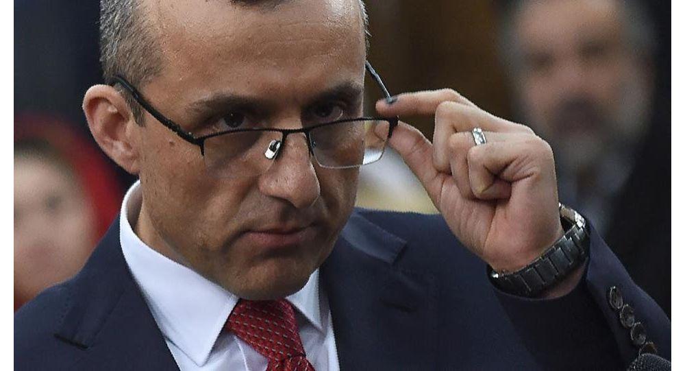 امرالله صالح - صالح پاسخ عبدالله را داد؛ بوی باخت از کجا به مشام شما رسیده است!