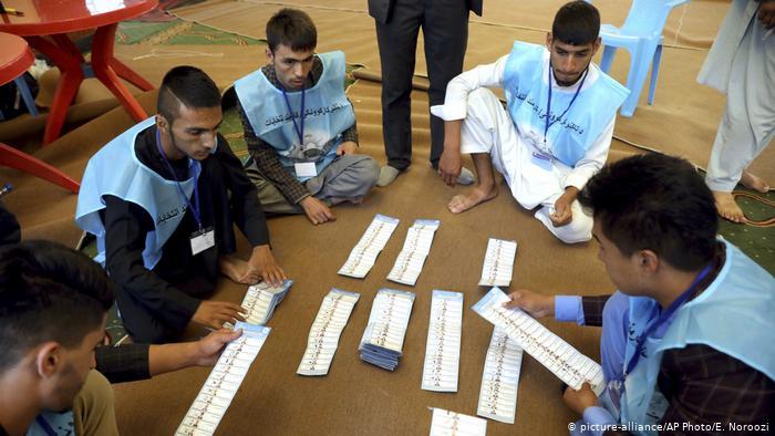 انتخابات  - حمایت وزارت امور خارجه امریکا از شمارش آرای بایومتریک شده