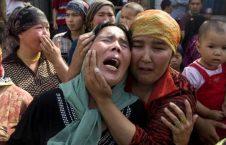 اویغور 226x145 - تجاوز هولناک مردان چینایی به زنان مسلمان