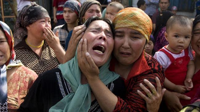 اویغور - تجاوز هولناک مردان چینایی به زنان مسلمان