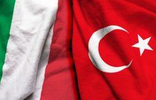 ایتالیا ترکیه 226x145 - ایتالیا به جمع تحریم کننده گان تسلیحاتی ترکیه پیوست