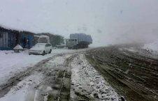 بارش برف و باران 4 226x145 - تصاویر/ غافلگیر شدن هموطنان از بارش برف و باران