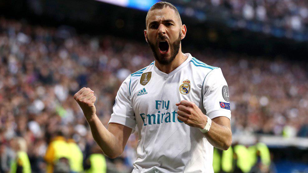 بنزما - توافق بنزما برای تمدید قراردادش با باشگاه ریال مادرید