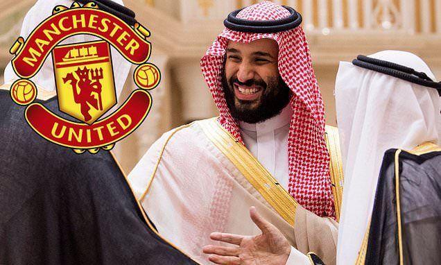بن سلمان - ولیعهد سعودی در پی خرید باشگاه منچستر یونایتد