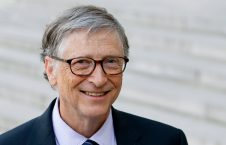 بیل گیتس 226x145 - با ثروتمندترین فرد جهان آشنا شوید