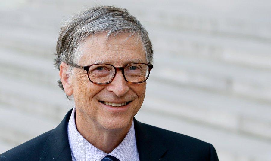 بیل گیتس - با ثروتمندترین فرد جهان آشنا شوید