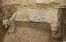 تندیس  226x145 - دو تندیس باستانی هزاران ساله در افغانستان کشف گردیدند