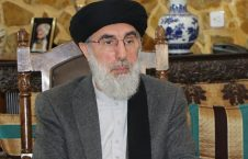 حکمتیار 226x145 - هشدار رهبر حزب اسلامی به حکومت؛ حکمتیار: بساط ارگ را جمع خواهیم کرد!