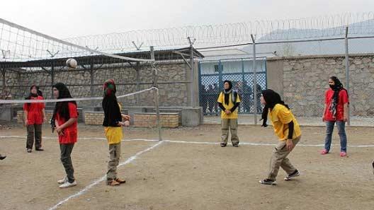 زندان زنانه - در زندان های زنانه افغانستان چی می گذرد؟