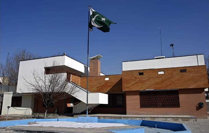 سفارت پاکستان - اعلامیه سفارت پاکستان در پیوند به وضع محدودیت بالای کالاهای صادراتی افغانستان