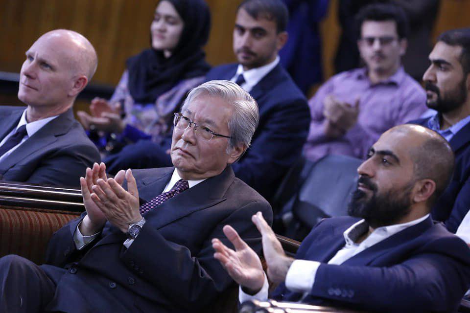 عایشه خرم2 - انتخاب یک بانو به حیث نماینده جوانان افغانستان در ملل متحد
