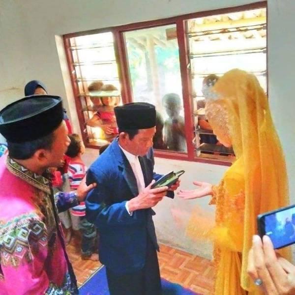 عروس و داماد3 - دخترجوانی که عاشق پیرمرد 83 ساله شد