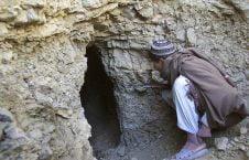 غار 226x145 - وزارت امور داخله: طالبان به غارها گریخته اند