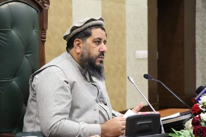 فضلهادی مسلمیار - هشدار رییس مشرانو جرگه به کمیسیون انتخابات