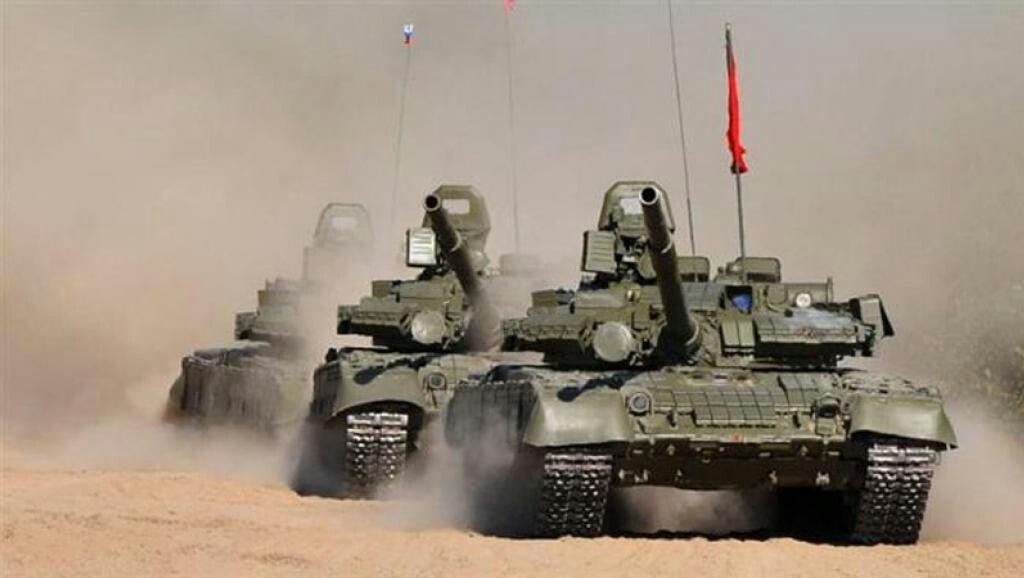 مانور2 - برگزاری بزرگترین مانور نظامی 6 کشور جهان در مجاورت سرحدات افغانستان