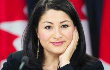 مریم منصف 226x145 - مریم منصف، وزیر کانادایی افغانی الاصل دوباره به پارلمان کانادا راه یافت