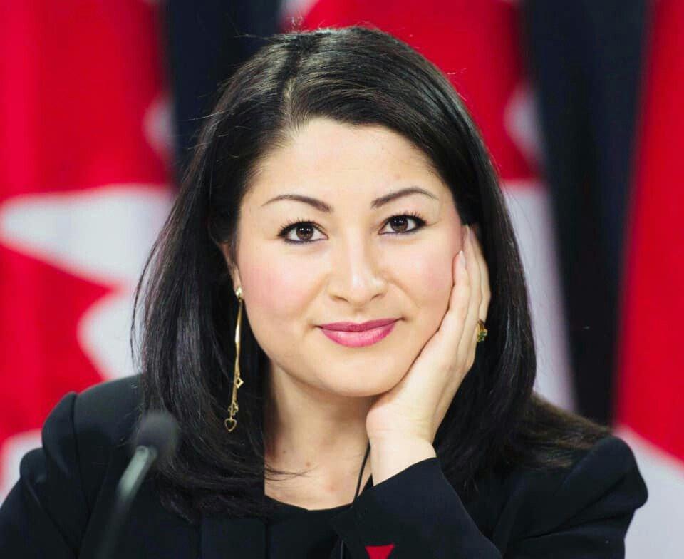 مریم منصف - مریم منصف، وزیر کانادایی افغانی الاصل دوباره به پارلمان کانادا راه یافت