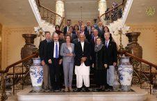 نانسی پلوسی 4 226x145 - گزارش تصویری از سفر رییس مجلس نماینده گان امریکا به کابل