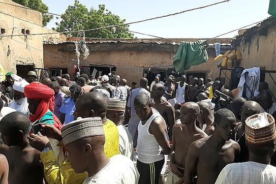 نایجیریا تجاوز 3 - شکنجه و تجاوز جنسی بالای متعلمین در نایجیریا + تصاویر