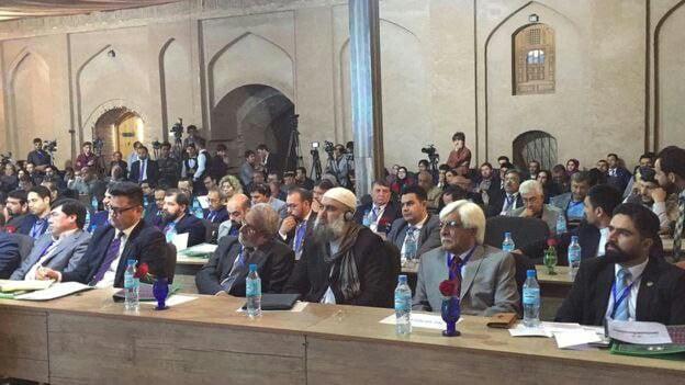 نشست صلح  - برگزاری هشتمین نشست صلح در ولایت هرات