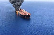 نفتکش  226x145 - انفجار در بدنه کشتی ایرانی در بحر سرخ