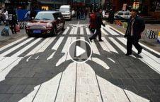 ویدیو تصادف عمدی دریور عابر پیاده 226x145 - ویدیو/ تصادف عمدی یک دریور با عابران پیاده