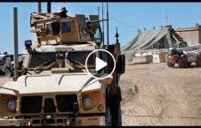 ویدیو تصاویر پایگاه امریکا سوریه 226x145 - ویدیو/ تصاویری از داخل پایگاه نظامی امریکا در سوریه