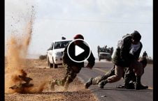 ویدیو داعش اردوی ملی ترکیه 226x145 - ویدیو/ لحظه فرار افراد داعش در پی حمله اردوی ملی ترکیه