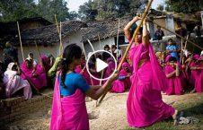 ویدیو درگیری لت کوب قبیله هند 226x145 - ویدیو/ درگیری و لت و کوب دو قبیله هندی با یکدیگر