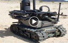 ویدیو روبات کوچک عسکر جنگ 226x145 - ویدیو/ روبات کوچکی که از یک عسکر هم بهتر می جنگد
