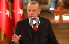 ویدیو زمین اردوغان اسب 226x145 - ویدیو/ لحظه به زمین افتادن اردوغان از اسب