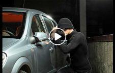 ویدیو/ سرقت موتر فوق پیشرفته تسلا در 30 ثانیه