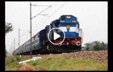 ویدیو سقوط جوان قطار 226x145 - ویدیو/ لحظه سقوط مرد جوان از قطار