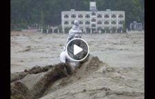 ویدیو سقوط پارلمان هند آب 226x145 - ویدیو/ لحظه سقوط نماینده پارلمان هند در آب