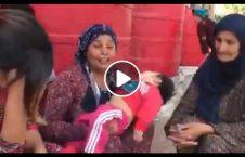 ویدیو فریاد زن کرد سوری حمله ترکیه آوار 226x145 - ویدیو/ فریادهای زن کرد سوری که به خاطر حمله ترکیه آواره شده