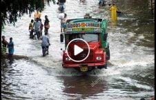 ویدیو لحظه غرق لاری رودخانه 226x145 - ویدیو/ لحظه غرق شدن یک لاری در رودخانه