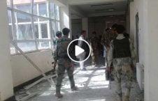 ویدیو محل انفجار پوهنتون 226x145 - ویدیو/ محل وقوع انفجار امروز در پوهنتون غزنی