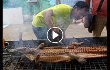 ویدیو کباب مار تمساح رستورانت 226x145 - ویدیو/ فروش کباب مار و تمساح در این رستورانت