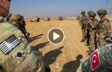 ویدیو کرد عقبنشینی امریکا سوریه 226x145 - ویدیو/ اعتراض کردها به عقبنشینی نظامیان امریکایی از شمال سوریه