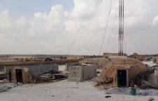پایگاه امریکا سوریه1 226x145 - تصاویر/ پایگاه نظامیان امریکایی در سوریه