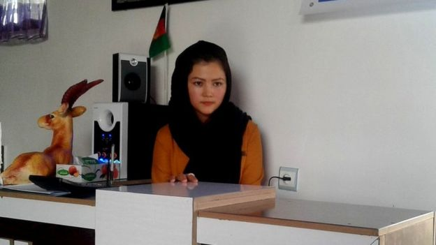 کافه زنان 2 - کافه زنان در غزنی + تصاویر