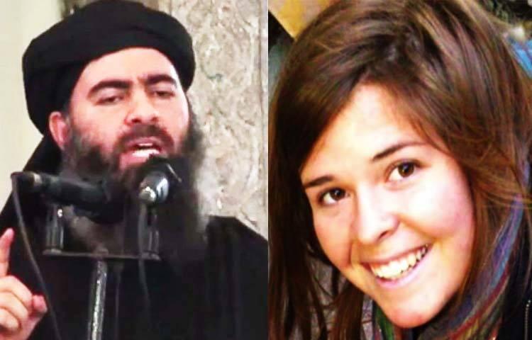 کایلا مولر بغدادی - ناگفتههای یک زن داعشی درباره دخترانی که قربانی ابوبکر البغدادی شدند