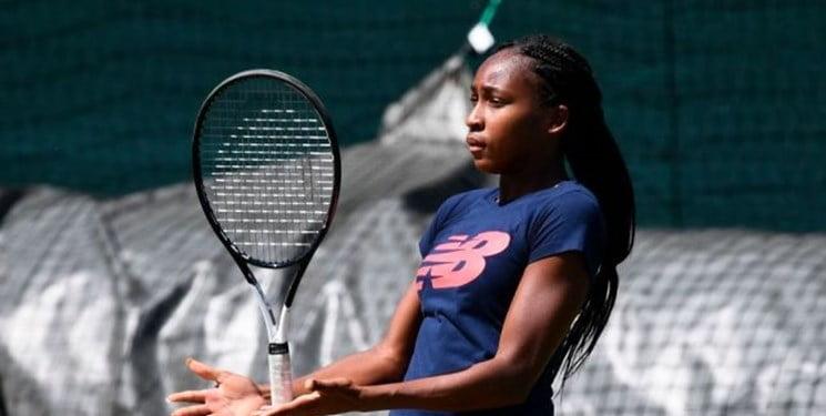 کوکو گاف - شگفتی سازی نوجوان امریکایی در مسابقات تنیس اتریش