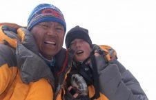 گابی 226x145 - ثبت یک ریکورد تاریخی برای دختر کوهنورد 16 ساله