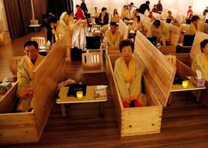 آزمایش مرگ4 - آزمایش مرگ در کوریای جنوبی + تصاویر