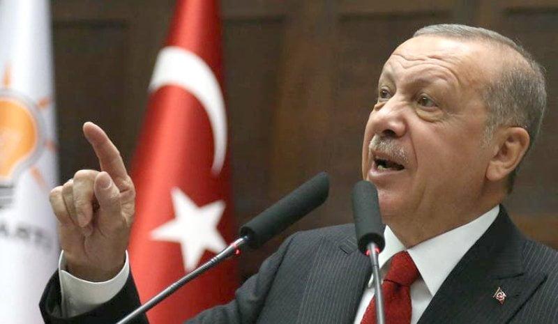 اردوغان1 - انتقاد اردوغان از سرکوب تظاهراتهای ضد دولتی در کشورهای اروپایی
